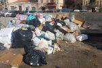 Rifiuti abbandonati tra le vie di Palermo: il video