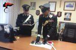 Blitz in un'abitazione di Racalmuto, trovate munizioni ed una pistola: un arresto