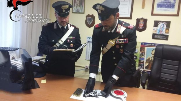 racalmuto arrestato meccanico, Agrigento, Cronaca