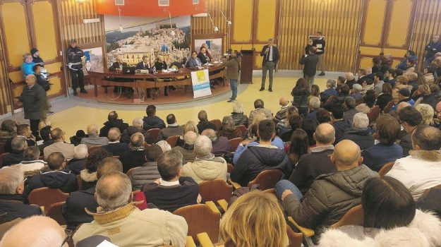 sindaco ragusa bilancio fine anno, Peppe Cassì, Ragusa, Politica