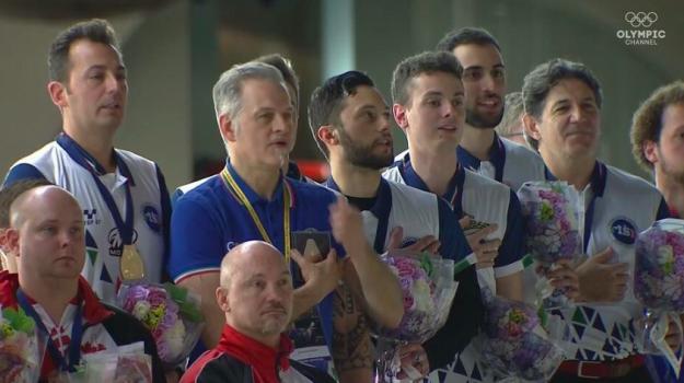 bowling, coppa del mondo bowling, Italia bowling, Giovanni Malagò, Massimo Brandolini, Stefano Rossi, Sicilia, Sport
