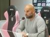 Palermo, Stellone se la prende con l'arbitro: