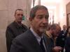 Palazzo d'Orleans, il presidente Musumeci inaugura il presepe: