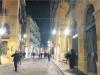 Agrigento, le luminarie di via Atena sono ancora spente