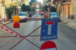 Castelvetrano, chiuso al traffico un tratto di via Garibaldi