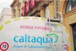 Caltanissetta, nuovo guasto all'acquedotto Blufi: l'emergenza idrica prosegue