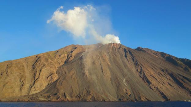 terremoto etna, vulcano stromboli, Messina, Archivio