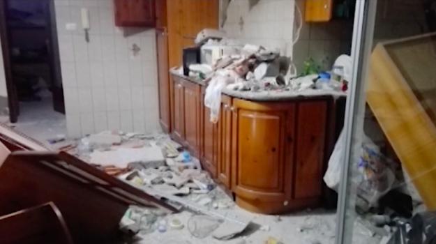 terremoto zafferana etnea, Catania, Cronaca