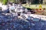 Etna, sessanta richieste di sopralluogo a Trecastagni dopo il terremoto