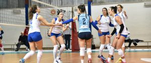 Volley, la Seap Aragona vola ai playoff come migliore seconda