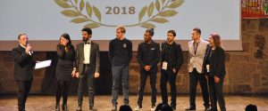 Premiazione Sport Film Festival 2018