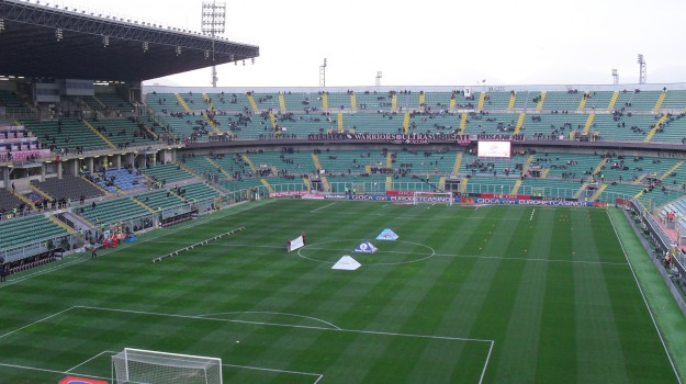 palermo calcio, stadio, Leoluca Orlando, Palermo, Calcio