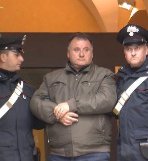 Un frame tratto dall'indagine della dda di Palermo che ha portato al fermo di 46 persone tra cui il nuovo capo dell'organizzazione, Settimo Mineo