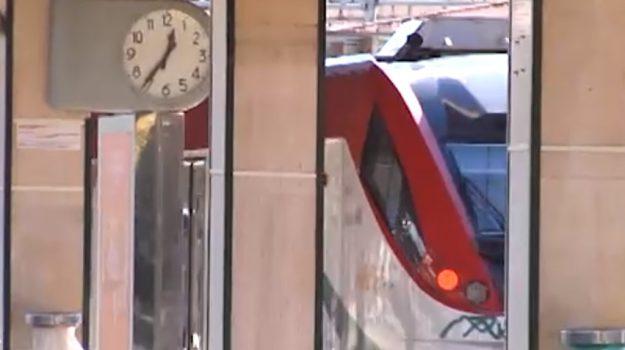 Maltempo, treni, Catania, Cronaca