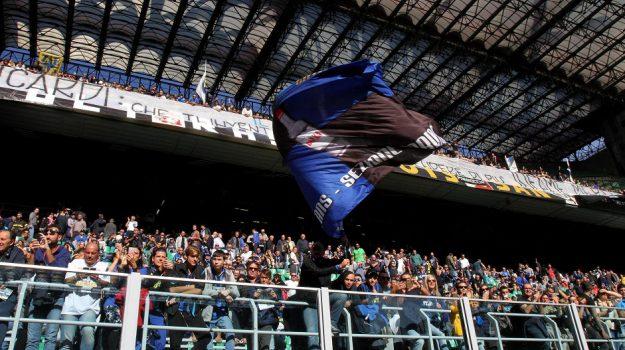 inter, stadio, tifosi, Sicilia, Calcio