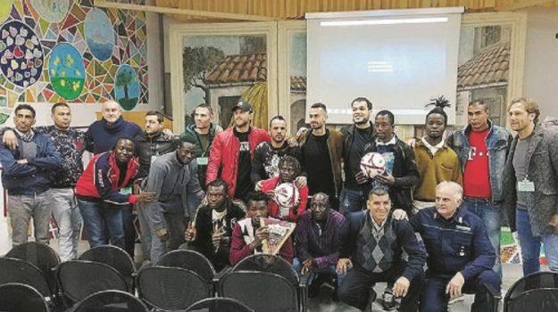 trapani calcio in carcere, Trapani, Sport