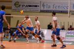 Volley, Messaggerie Catania sconfitto dalla Videz Grottazzolina: i padroni di casa vincono 3-1