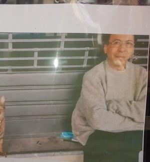 Aid Abdellah, il clochard ucciso a Palermo - Foto di Marcella Chirchio