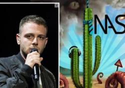 Il rapper dedicò «Come Maurizio Sarri» all'ex del Napoli