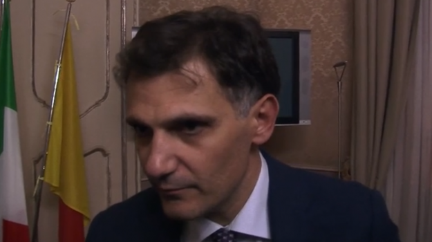 Anthony Barbagallo, Enna, Politica