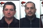 Mafia, blitz fra Castelvetrano e Mazara del Vallo: le foto dei tre arrestati