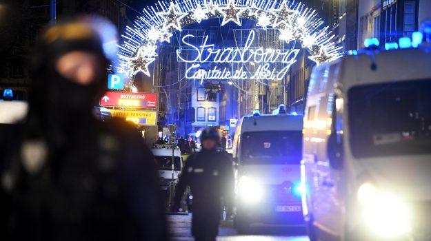 attentato strasburgo, spari strasburgo, Sicilia, Mondo