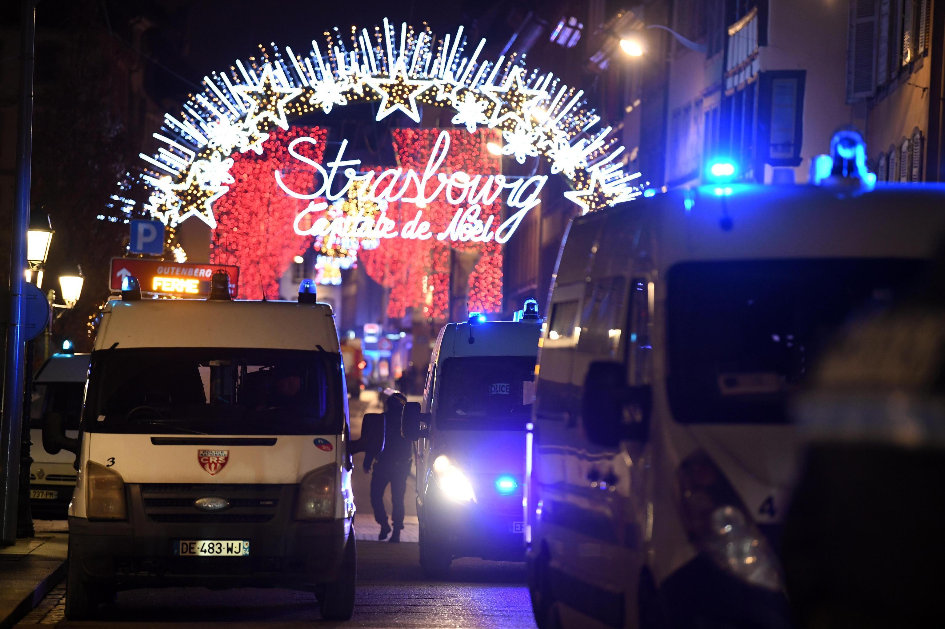 C'è un italiano tra i feriti di Strasburgo