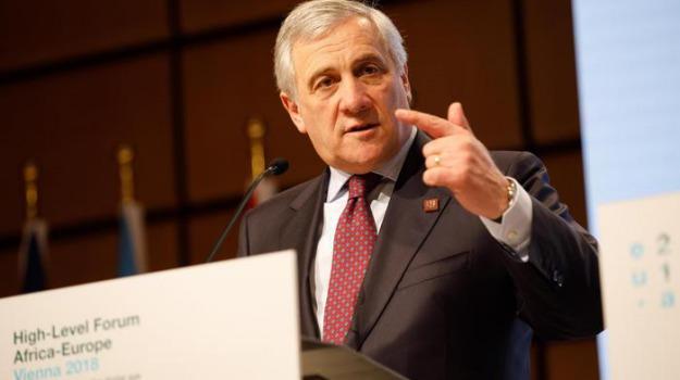 LAVORO, reddito di cittadinanza, Antonio Tajani, Catania, Politica