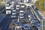 Auto, emissioni CO2 in aumento nel periodo gennaio-novembre