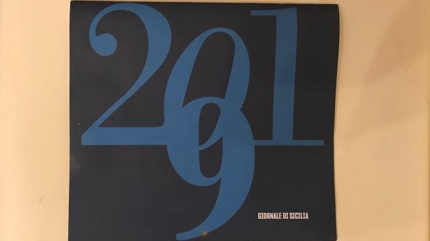 calendario, giornale di sicilia, Sicilia, Società