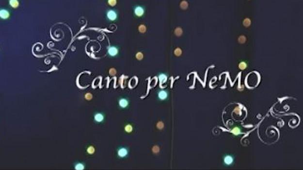 Messina, 50 giornalisti cantano per i bimbi del centro Nemo: il video