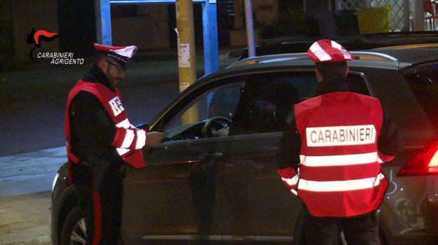 arresto droga ribera, Agrigento, Cronaca