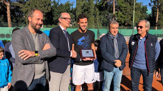 Premio Cecchinato, Marco Cecchinato, Sicilia, Sport