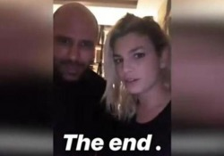 I due artisti pugliesi insieme dalla cena al karaoke