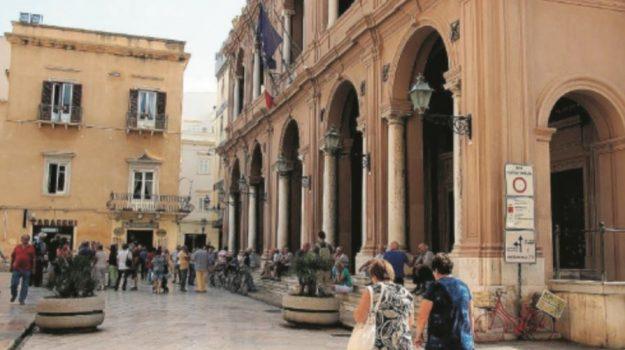 Stabilizzazione comune marsala, Trapani, Economia