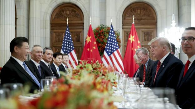 Dazi Usa Cina, Donald Trump, Sicilia, Mondo