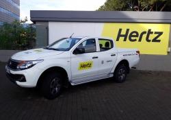 Noleggio, Hertz introduce nella flotta il Fiat Fullback