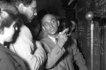 80 anni fa il Nobel per la Fisica a Enrico Fermi