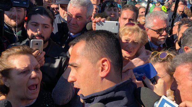 eruzione etna, stato di emergenza etna, terremoto catania, Luigi Di Maio, Matteo Salvini, Catania, Politica