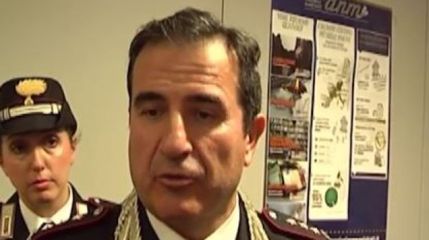 """Mafia a Palermo, il comandante Di Stasio: """"Estorsioni denunciate dai commercianti"""""""