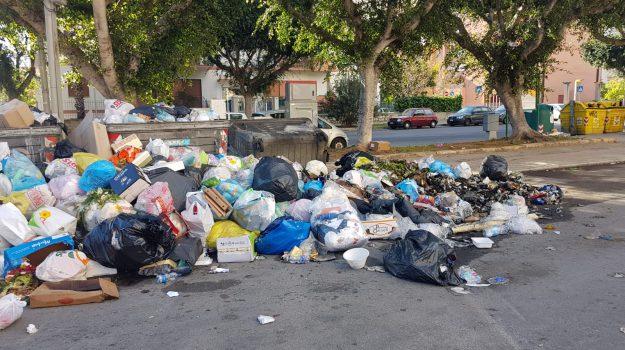 emergenza rifiuti palermo, Giuseppe Norata, Palermo, Economia