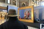 Natale: a Milano l'Umbria porta Perugino in tableaux vivant