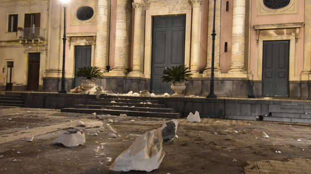 musumeci a catania, musumeci terremoto catania, Catania, Politica