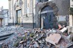 Terremoto ai piedi dell'Etna, crolli e danni: la notte di paura in 20 foto