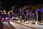 Etna, sono 784 gli sfollati a causa dei danni provocati dal terremoto