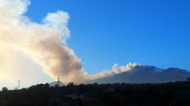 eruzione etna, terremoto catania, Catania, Cronaca