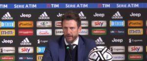 Roma, dopo l'eliminazione in Champions esonerato Di Francesco