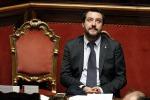 """Decreto sicurezza, Salvini: """"I sindaci che non sono d'accordo si dimettano"""""""
