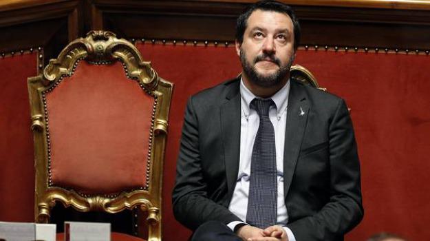 decreto sicurezza, Salvini orlando decreto Sicurezza, Sicilia, Politica