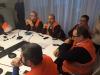 In Puglia protesta agricoltori, spuntano i gilet arancioni